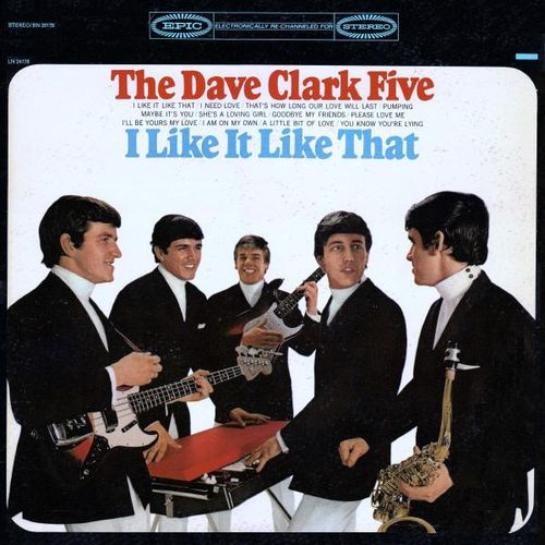 The Dave Clark Five - Goodbye My Friends