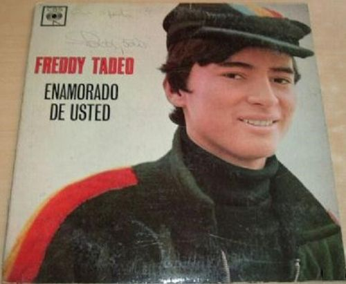 Freddy Tadeo - Si Me Das La Mano
