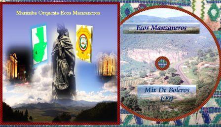 ECOS MANZANEROS - MIX DE BOLEROS 1991