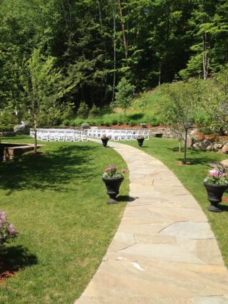 Wedding walkway 3