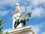 Cadiz statue