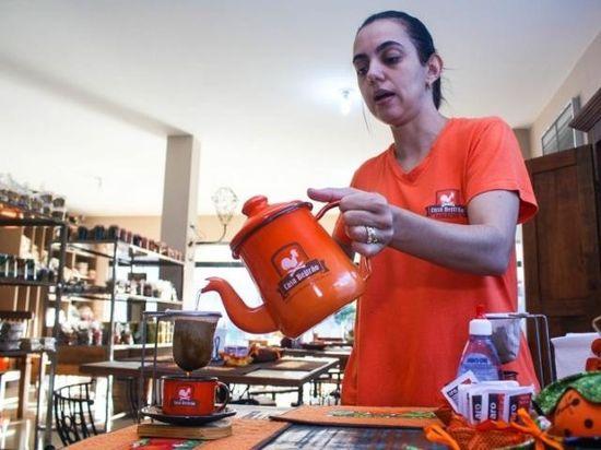Cafezinho brasileiro