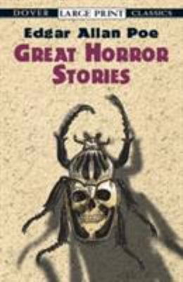 Great Horror Stories in Large Print