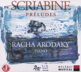 Scriabine Alexandre: Préludes op. 2, 9, 11, 13, 15 à 17, 22, 27 / Etudes op. 2 et 8