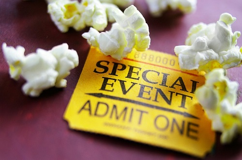 Event-Ticket-with-Popcorn