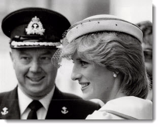 Princess Diana, Halifax, 1983