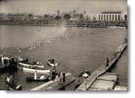 Marathon Swim Canadian National Exhibition, 1930