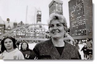 Barbara Hall, 1994