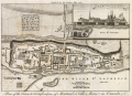 Plan of the Town and Fortification of Montreal, 1760