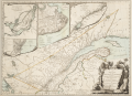 A new and map of the province of Québec,1776
