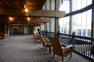 Salt Fork State Park Lodge