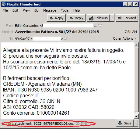 ItalianSpam