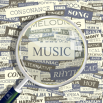 15176575-music-magnifying-glass-and-seamless-background