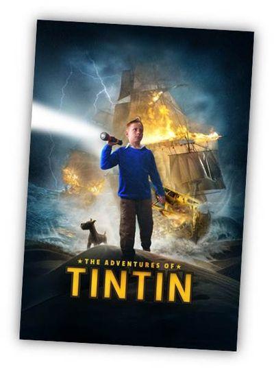 Un cole de Cuento: Las aventuras de TINTIN