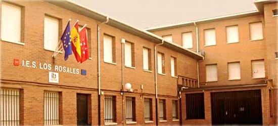 Instituto Público de Educación Secundaria (IES) 'Los Rosales' de Móstoles