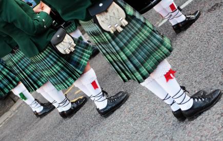 St. Patrick's Day celebrations in NJ