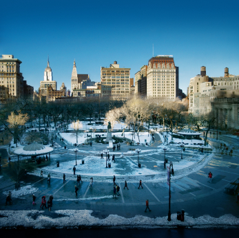 winter attractions in NY