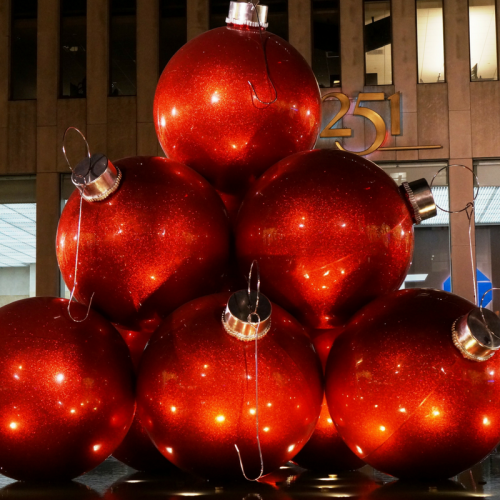 best hotel for the holidays in Midtown Manhattan