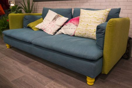 Sofa cover by Bemz