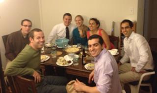 Yom Kippur Break Fast