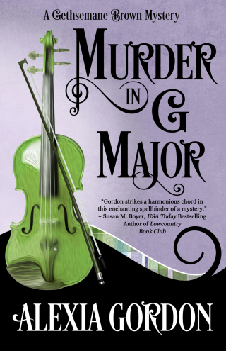 Murder in G Major cover front