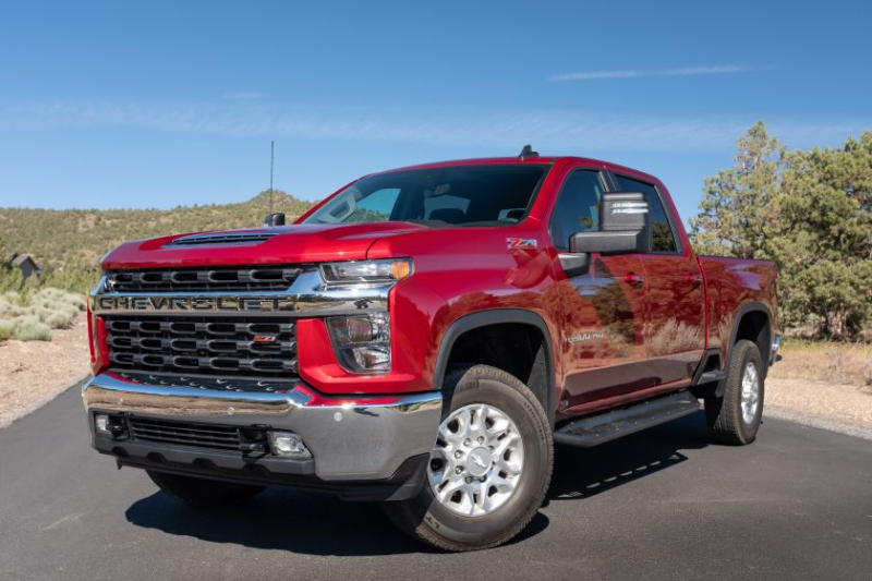 2020 Chevrolet Silverado 2500 3500 First Drive Towing Made Easy