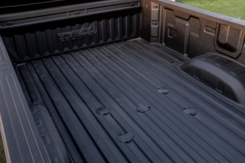 2020 Chevrolet Silverado 3500 Bed