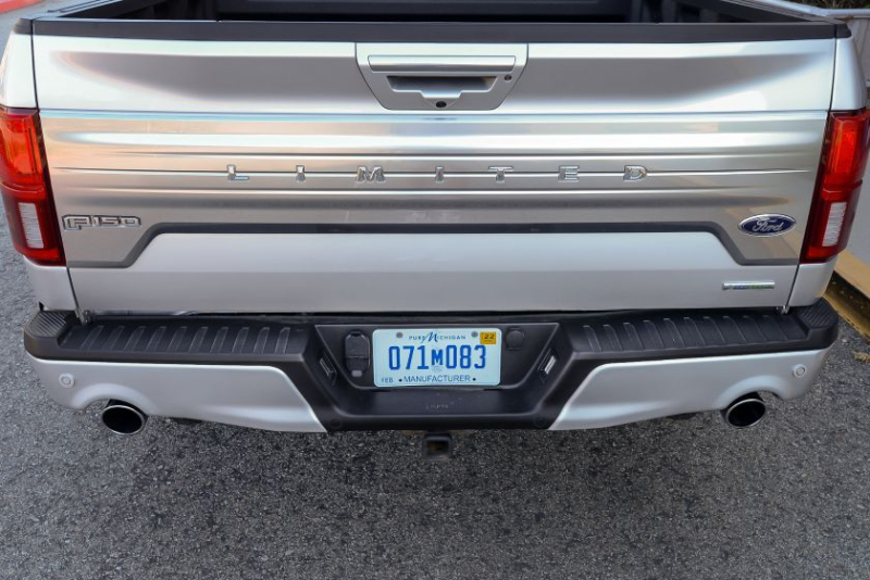 2019 Ford F-150 Limited Tailgate