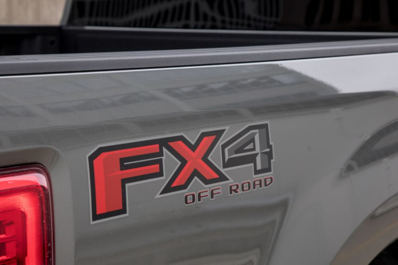 2019 Ford F-250 Limited FX4 Badge