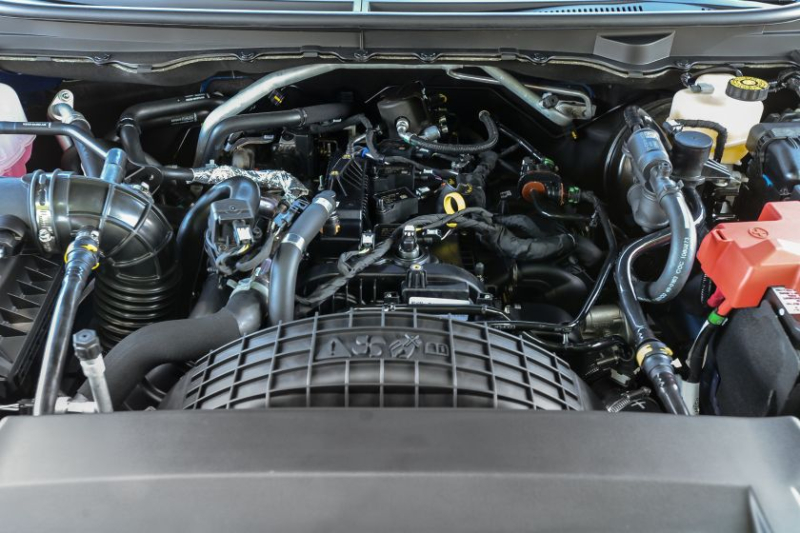2019 Ford Ranger 4-Cylinder Engine