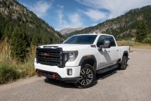 2020 GMC Sierra 2500 AT4: The Power Wagon for Towing