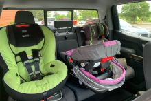 So You Want to Put Car Seats in Your 2020 GMC Sierra 1500 ...