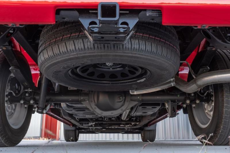 2020 Chevrolet Silverado 1500 Diesel Undercarriage