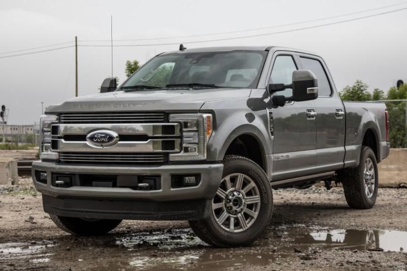 2019 Ford F-150 Limited FX4 Exterior
