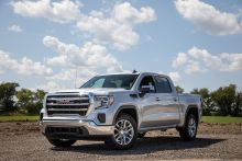 Is a Four-Cylinder GMC Sierra 1500 a Better Buy Than a Mid-Size Truck?