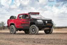 Chevrolet Updates Mid-Size Colorado for 2021