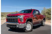 2020 Chevrolet Silverado HD First Drive Video: All About That Tow