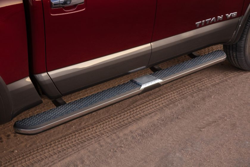 2020 Nissan Titan Running Boards