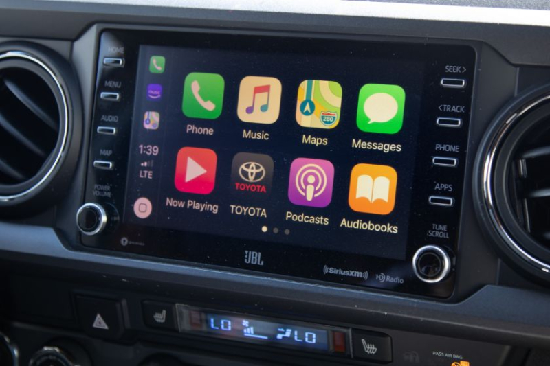 2020 Toyota Tacoma TRD Pro Apple CarPlay