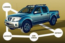 2020 Nissan Frontier Real-World MPG: Not What We Hoped