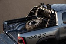 Mopar Steps Up Its Accessories Game With New Ram 1500 Bed Step, TRX Parts