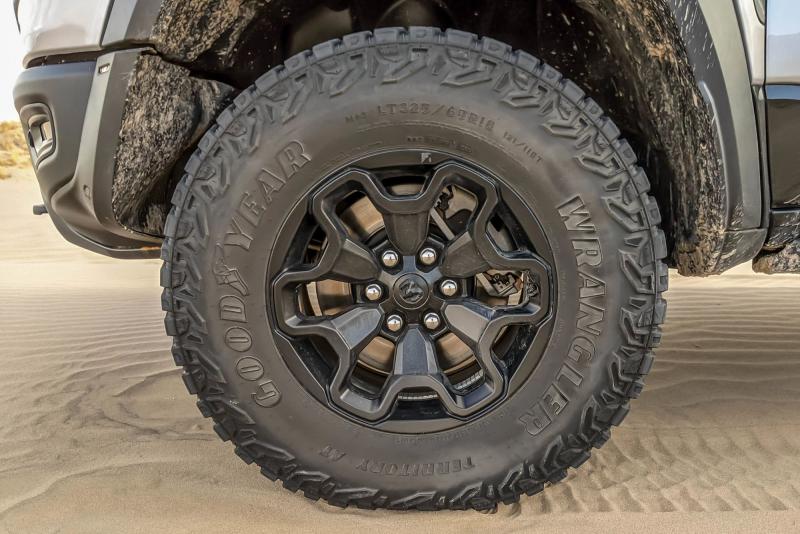 2021 Ram 1500 TRX Front Wheel