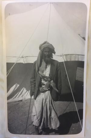 Shaikh Ahmad as-Salf of Hafit [Jabal Hafeet], Na'im
