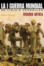 Foto libro la-primera-guerra-mundial-de-lieja-a-versalles-9788420684215