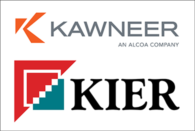 Kawneer extends its partnership with Kier Construction