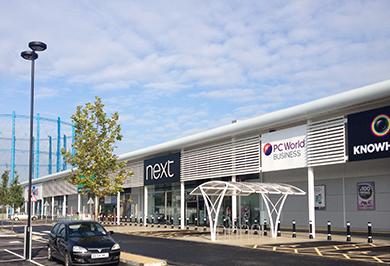 Bell Green Retail Park, Sydenham