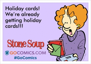 GoComics Holiday eCards by GoComics Staff