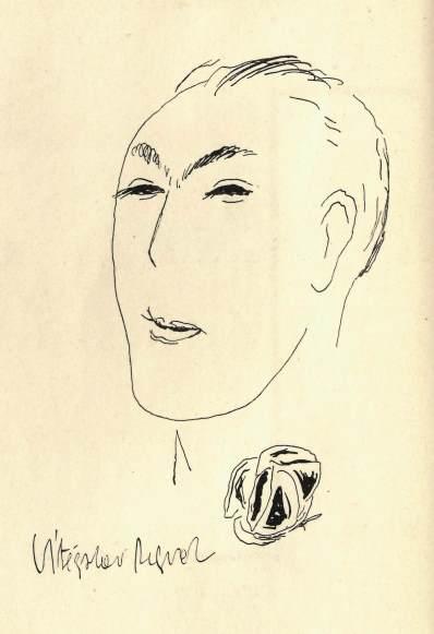 Nezval Portrait