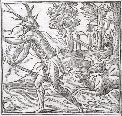 Actaeon Emblemata 12305.bbb.37