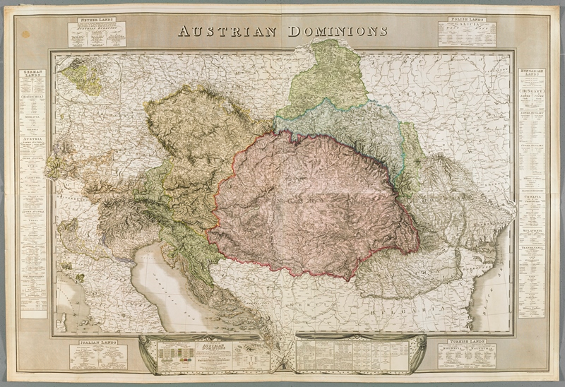 An Eyewitness Account Of Life In The Early 19th Century Habsburg Empire European Studies Blog
